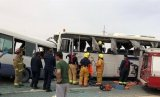One dead, 13 injured in road accident on Salloum-Matrouh highway